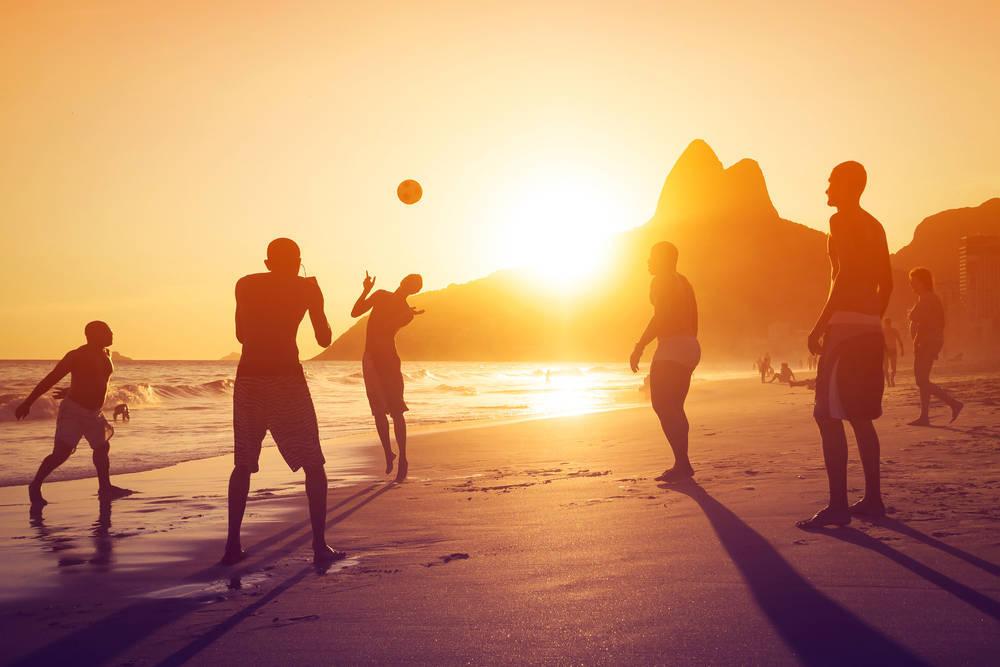 El verano es el mejor momento para practicar deporte