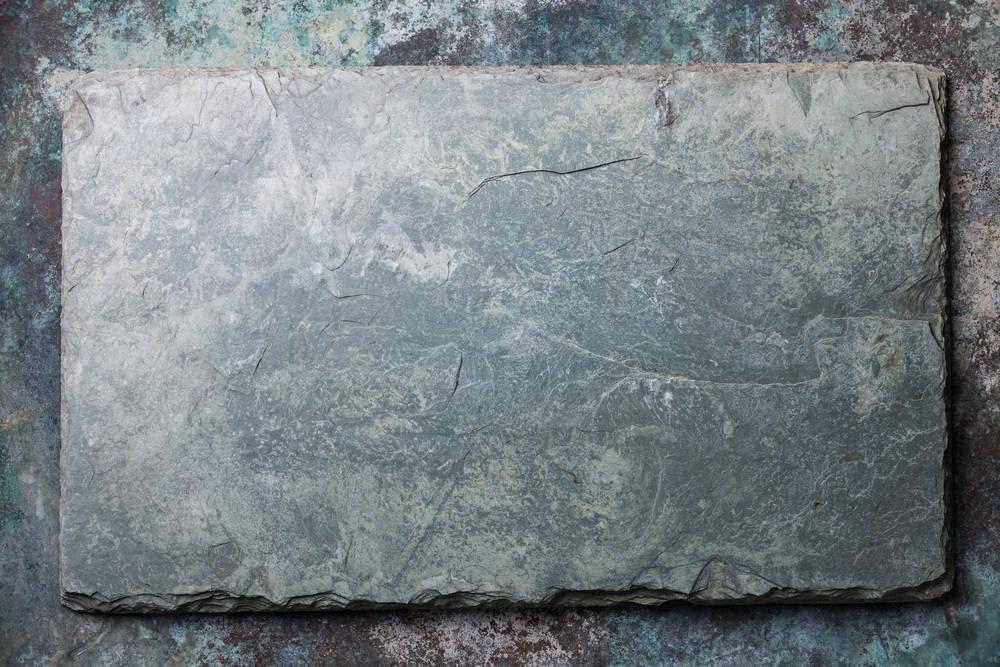 Piedra pizarra, un material ecológico y resistente