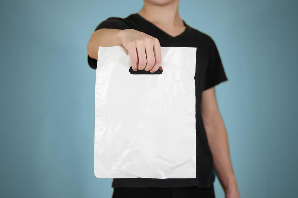 Las bolsas de plástico como medio de concienciación medioambiental