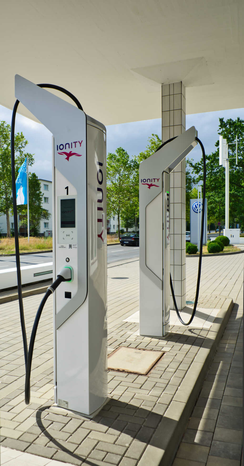 Vehículos eléctricos: los puntos de recarga
