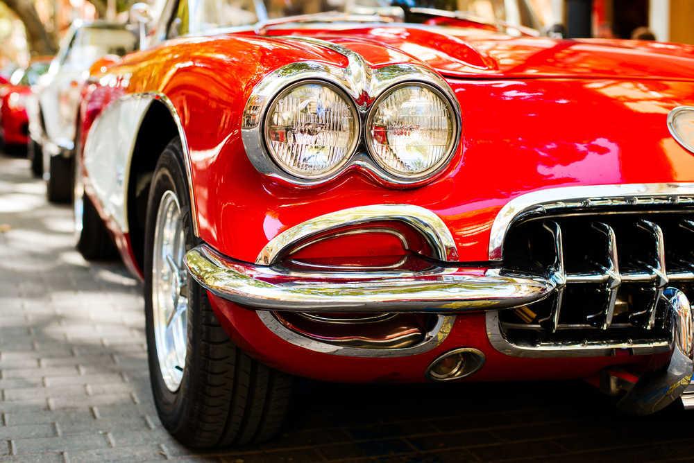 Los coches clásicos cada vez tienen más amantes
